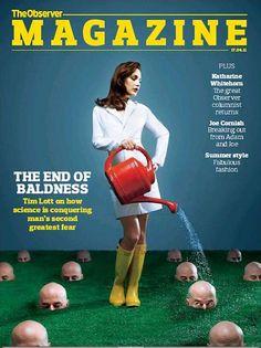 #cover Observer #magazine