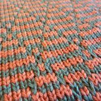 Slip Stitch on Non-Patterning Machines Tutorial For Machine - Single Bed | Machine Knitting Tutorial