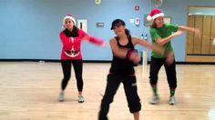 """""""Ay Ay Ay it's Christmas"""" Dance Fitness"""