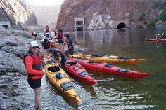 Kayak Hoover Dam #Kayak Hoover_Dam #Paddle