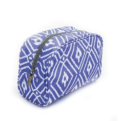 4f319ff5a7 Makeup Bag Piper Periwinkle 1 Peter 3 4 Canvas-like 8 x 4 inch Cosmetic Bag