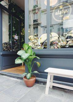 Aloha Café / lacrememagazine.com