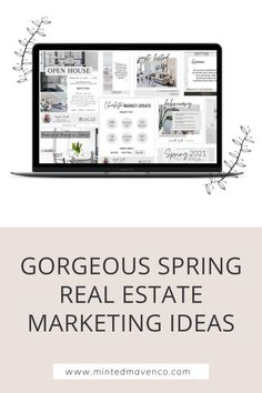 Check out these gorgeous spring Real Estate Marketing Ideas including flyers, social media templates, buyer and seller guides, postcards and more! ♦ All templates are completely done-for-you. ♦ Just add your personal details by editing in Canva, download and print or post online. ♦ Shop now. ♦ #springrealestate #realestatemarketing #realestatemarketingideas #realestateflyers Real Estate Flyers, Real Estate Tips, Real Estate Marketing, Marketing Materials, Marketing Ideas, Social Media Marketing, Real Estate Templates, Digital Business Card, Postcard Template