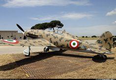 Macchi MC 202 Fighter Italy