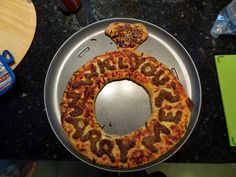 I want to be proposed to on a pizza!