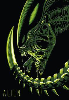 jane mainley-piddock ретвитнул Alien Vs Predator, Predator Movie, Alien 1979, Giger Art, Hr Giger, Les Aliens, Aliens Movie, Horror Art, Horror Movies