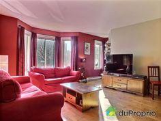 Salon à voir à Mercier / Hochelaga / Maisonneuve #DuProprio Mercier, Recliner, Lounge, The Unit, Couch, Chair, Furniture, Home Decor, Living Room