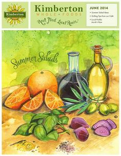 Check out our 2014 Sales Flyer for this month's local story, grilling tips, a refreshing summer salad recipe and more! #kimbertonwholefoods