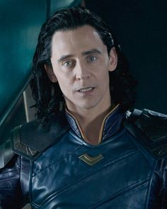 Tom Hiddleston as Loki in Thor: Ragnarok. Enlarge image/Source: marvelstudiosmovies.tumblr (http://maryxglz.tumblr.com/post/167442715527/marvelstudiosmovies-not-this-time-bro )