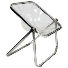 Giancarlo Piretti 'Plia' Folding Chair - Breaad