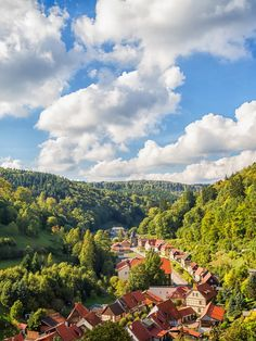 Stolberg (Harz), Sachsen-Anhalt