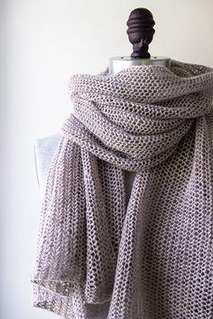 Open Air Wrap in Linen Quill