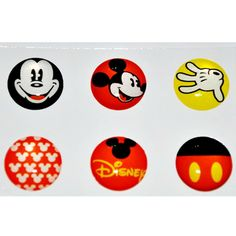 Mickey Mouse cool Home Button Sticker. For your Iphone 4g or 4s, you Ipad2 or Ipod. Extra cute!