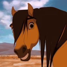 Spirit Horse Movie, Spirit The Horse, Horse Movies, Horse Wallpaper, Western Riding, Arte Disney, Horse Breeds, Horse Art, Disney Cartoons