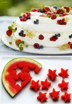 4th of July Food Inspiration what to eat