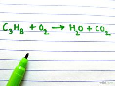 How to Balance Chemical Equations: 6 Steps (with Pictures)