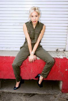 Rachel Nguyen of That's Chic // #Fashion #StreetStyle