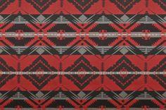 Blackstone River Blanket - Ralph Lauren - Cochineal Red
