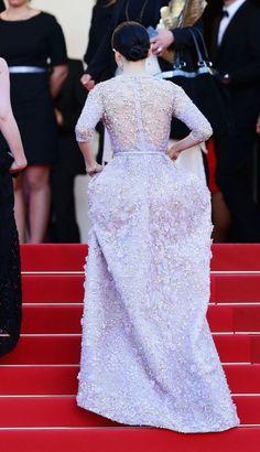 Cannes film festival Zhang Ziyi in Elie Saab. - Pesquisa Google