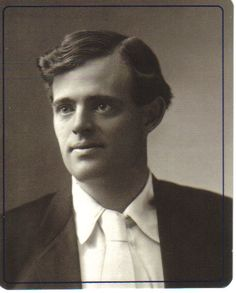 Jack London on Huskies | Picture of Jack London--taken from American Authors Knowledge Cards ...