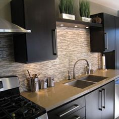 Kitchen Photos Kitchens, Modern Flat Front Doors Design, Pictures, Remodel, Decor and Ideas - page 3