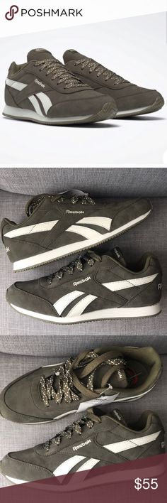 Reebok Classic Shoes Women S Size 7 5 New Green Brand New Without Box Shoes Are A Size 6 Kids Which Is A Women Classic Shoes Women Reebok Classic Classic Shoes