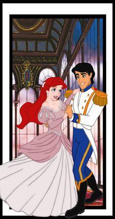 Walt Disney - Ariel by Efyme on DeviantArt Ariel Pictures, Unicorn Pictures, Disney Pictures, Ariel Mermaid, Ariel The Little Mermaid, Disney Couples, Disney Girls, Princesa Ariel Disney, Disney Princesses And Princes