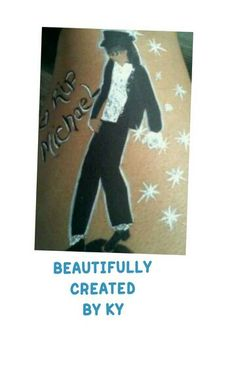 MJ Beautifully Created By Ky