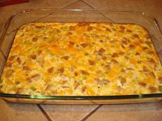 Simple Dinner – Quiche
