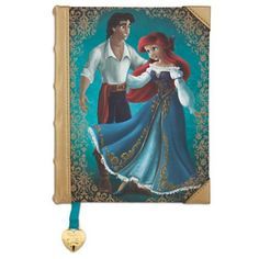 Disney's The Little Mermaid Ariel Fairytale Journal