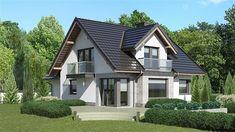 Zdjęcie projektu Dom przy Cyprysowej 14 K KRK1521