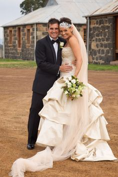 Joanna and Robert. Wedding Couples, Real Weddings, Wedding Dresses, Fashion, Bride Dresses, Moda, Bridal Gowns, Fashion Styles, Weeding Dresses