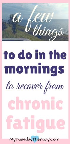 Do some of these every morning to give your adrenals a boost. | Adrenal Fatigue Treatments | HPA Axis Dysfunction | Väsymys #fibromyalgia #chronicillness  | via @www.pinterest.com/mytuestherapy #adrenalfatigue  #exhausted