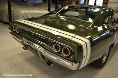 Victory Garage Spotlight: 1968 Dodge Charger 383 #Dodge #Mopar #MuscleCars