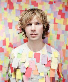 Beck: 90's dude...