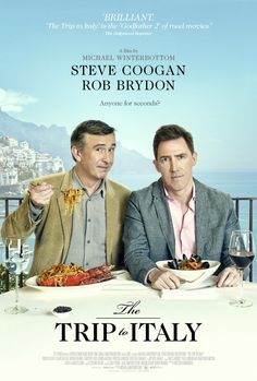 [Movie 357] The Trip to Italy (2014) Director: Michael Winterbottom #DLMChallenge #366Movies #366Days