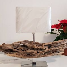 Table Lamp, Lighting, Design, Instagram, Home Decor, Driftwood Lamp, Table Lamps, Decoration Home, Room Decor