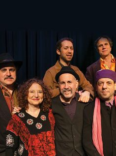 """April 15/15 at 7:30 p.m. The Klezmatics with special guest Joshua Nelson: Brother Moses Smote the Water NYC's Klezmatics join forces with the """"Prince of Gospel Music"""" to explore the complexity of Jewish identity, Black identity and human identity. This vibrant and rousing show includes Passover songs, kosher gospel music and traditional Yiddish anthems."""