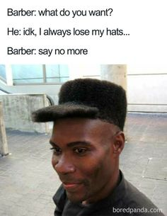 10+ Terrible Haircuts That Were So Bad They Became Say No More Memes