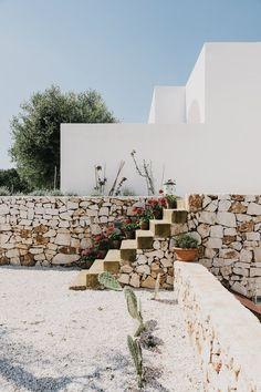 Masseria Moroseta, Ostuni, Puglia Italy by Andrew Trotter Studio 2016