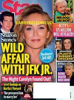 Gal Gabot, Star Magazine, Jfk Jr, Betty White, Golden Girls, David Beckham, For Stars, Affair, Magazines