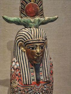Statua di Osiride