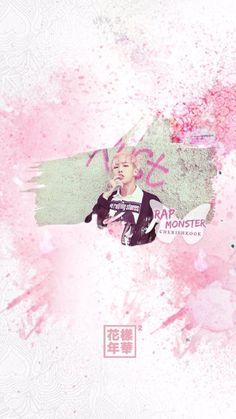 Bts Run RM Rap Monster wallpaper