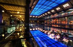 Here we are in the Museum of Evolution in Paris again — one of my favorite places! I think we all spent about 4 hours in here, going crazy! There are countless interesting angles and ways to shoot it…  - Paris, France  - Photo from #treyratcliff Trey Ratcliff at http://www.StuckInCustoms.com