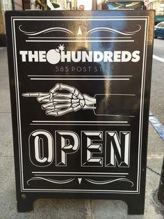 Placa em San Francisco