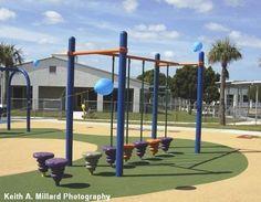 Jeff August Memorial Playground