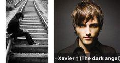 ~Xavier † (The dark angel)~ Crush Quizzes, Life Quizzes, Fun Quizzes, Boyfriend Quiz, Best Boyfriend, Future Boyfriend, Quotev Quizzes, Love Quiz, Fake Life