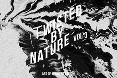 Twisted by Nature Vol 3 by Jennifer Lauren on @creativemarket