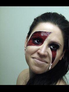 Zipper Face for Halloween 2011 :)