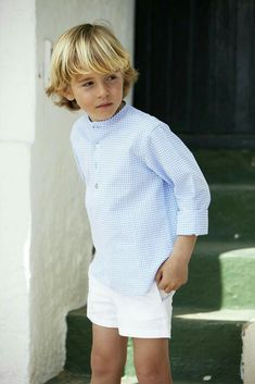 love this summer outfit Teen Boy Fashion, Little Boy Fashion, Cute Boys, Kids Boys, Baby Kids, Twin Outfits, Baby Boy Outfits, Minimalist Kids, Cute Outfits For Kids